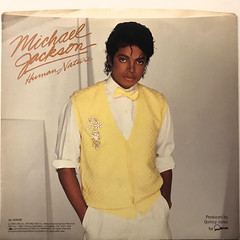MICHAEL JACKSON:HUMAN NATURE(JACKET B)
