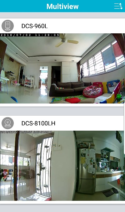 best IP camera for home surveillance