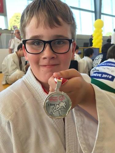 Swiss Special needs Judo Tournament