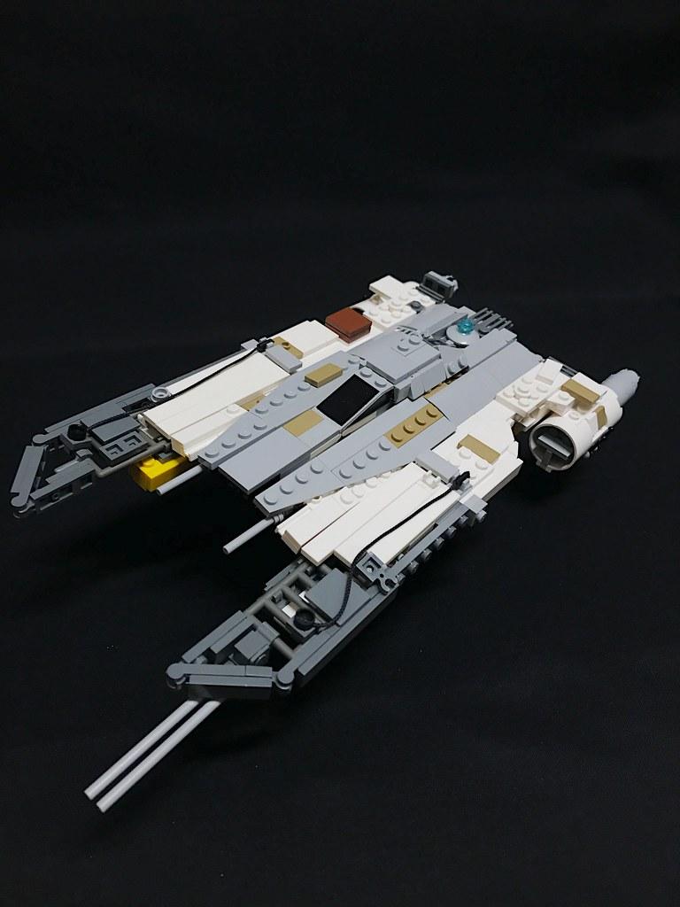 Lego Ryder Azadi's U-Wing