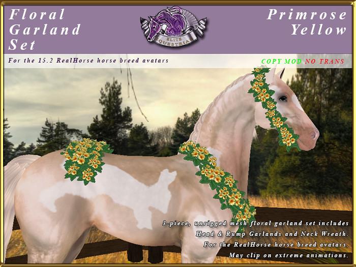 E-RH-FloralGarlands-Primrose-Yellow - TeleportHub.com Live!