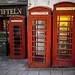 telephone corner, Stroud