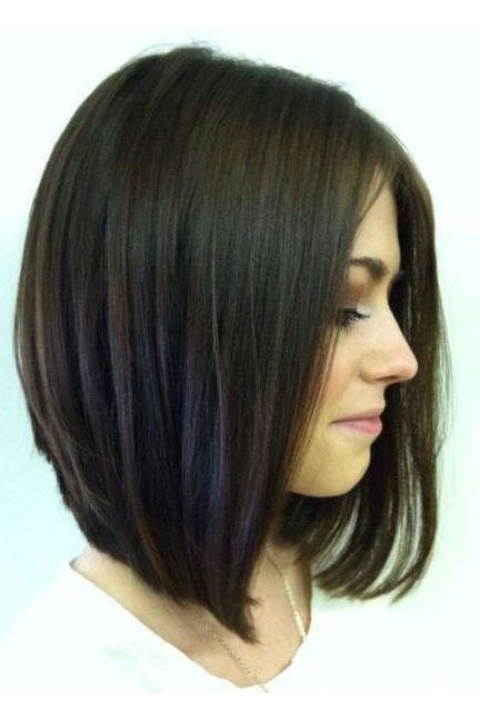 Heavy Shoulder Length Haircuts - Check Now latest Ideas | Hairstylishe 1