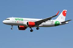 VIVAAEROBUS / Airbus A 320 NEO F-WWBM msn 8364 / LFBO - TLS / juillet