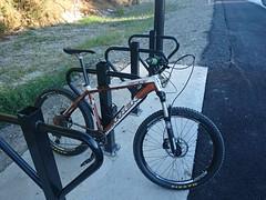 Bicycle parking & racks