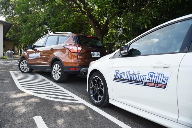 【圖三】2018 Ford安全節能駕駛體驗營報名開跑,課程包含安全駕駛知識課程之外,也包含多項智慧科技體驗。