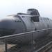 James Bond film submarine
