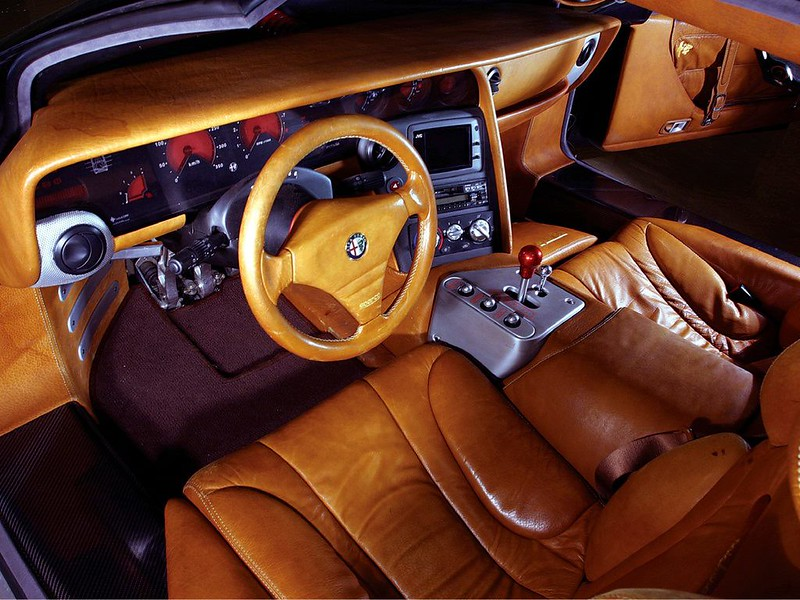 Alfa Romeo Scighera (1997)