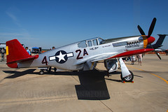 North Ameirican P-51C Mustang NL61429