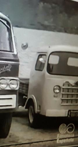 Petit camió Nazar A exposició fira