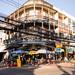 Street corner - Vientiane