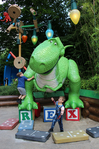 Everyone loves Rex...
