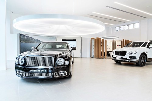 Bentley高雄展示中心盛大開幕 (圖9)