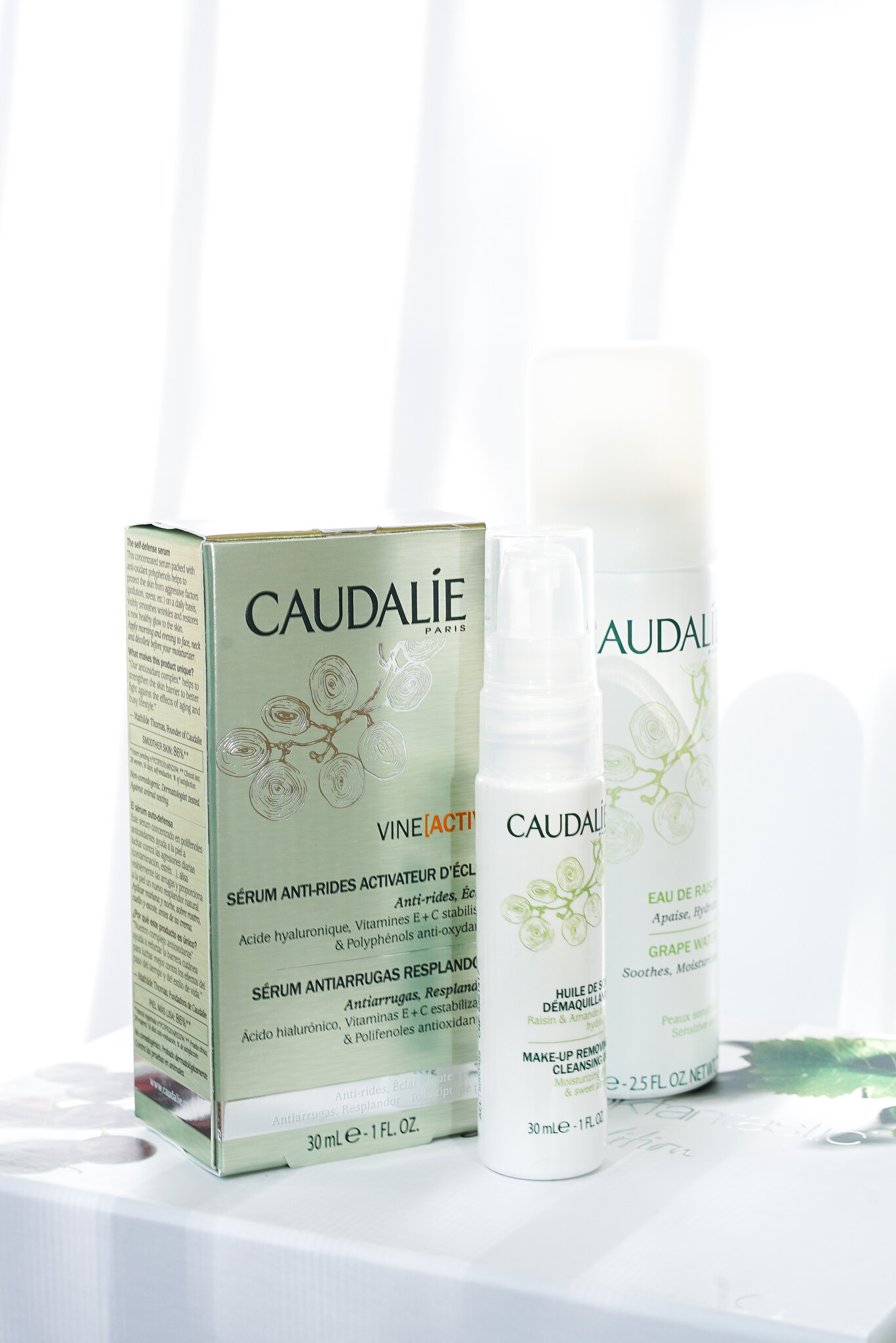 Caudalie, Lookfantastic, beauty box, limited edition, luxury skincare, Healthy skin, mom blog, postpartum skin