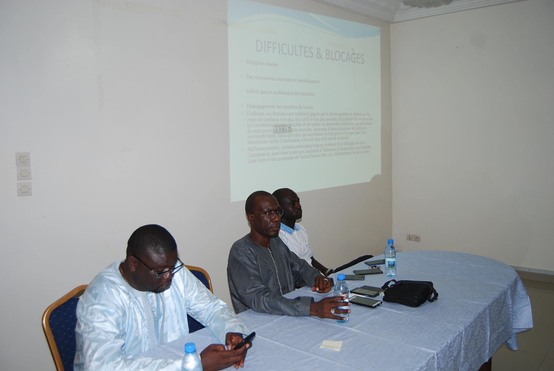 Assemblée Générale APPEL, Association des éditeurs et Professionnels de la Presse en Ligne au Sénégal, Par laviesenegalaise (6)