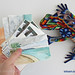 Making Mail Art in Mexico por tofuart