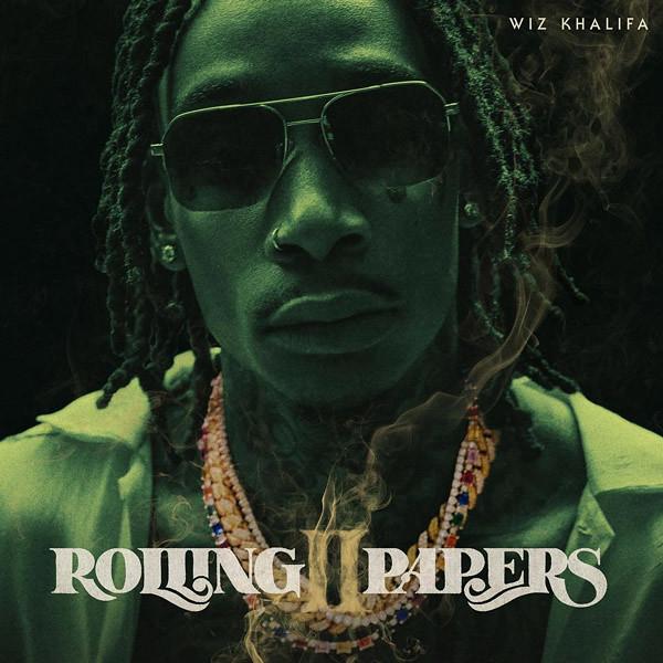 Wiz Khalifa - Rolling Papers 2