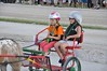 Kasaške dirke v Komendi 08.07.2018 dirka enovpreg Ponijev