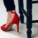 La sabata vermella