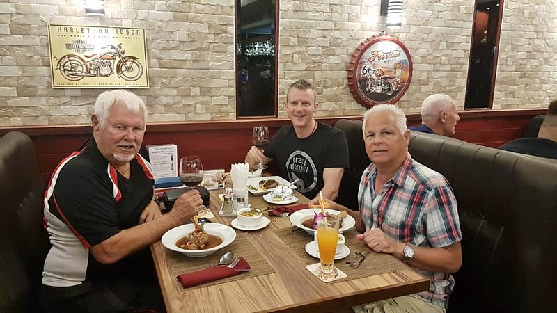 Patrick's Belgian Steakhouse Pattaya