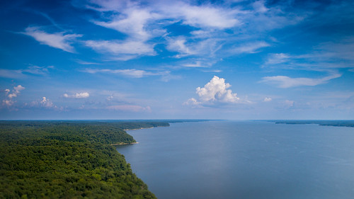 Land between the Lakes.  Kentucky, USA