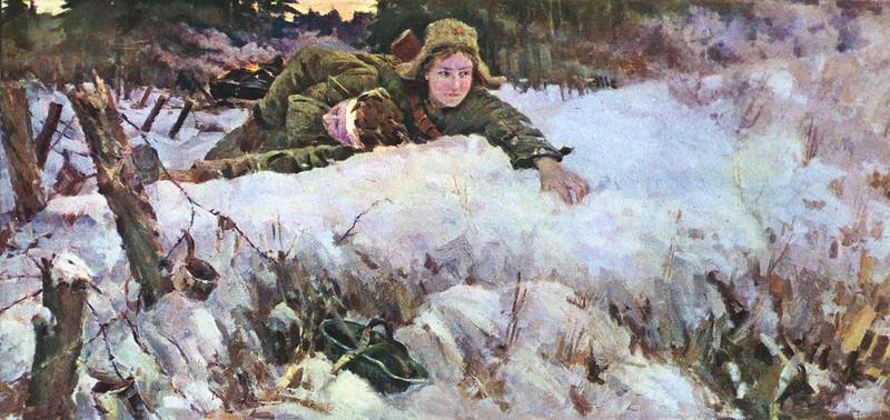 Худяков А. Медсестра