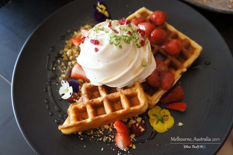Melbourne Desserts & Cafes - Naughty Boy Cafe 5