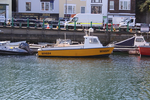 Fishing Boat WH684