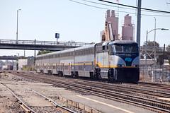 CDTX 2015 (Capitol Corridor train 542)
