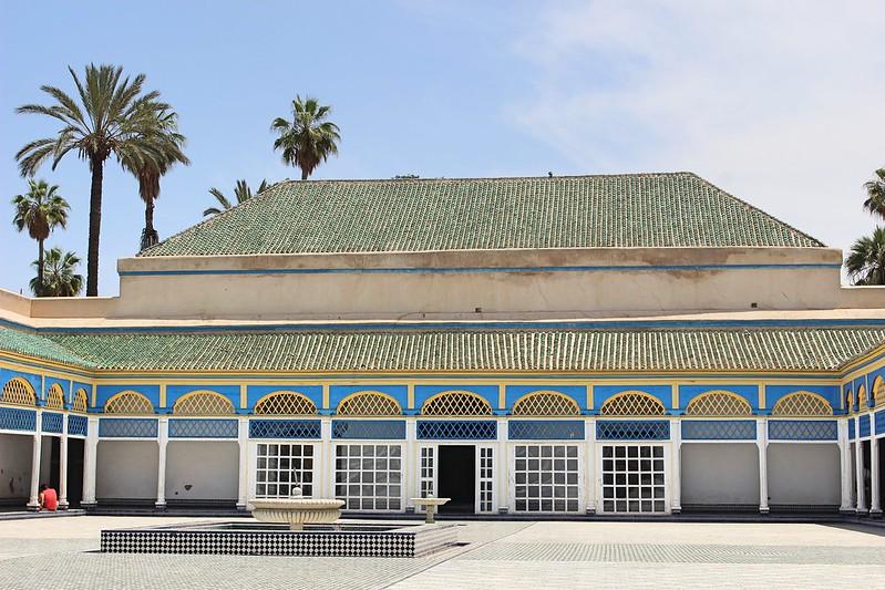 bahia courtyard