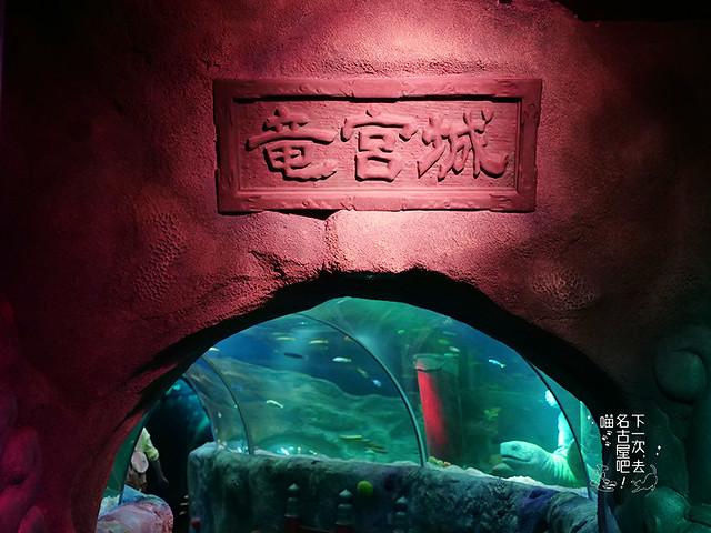 樂高水族館&飯店
