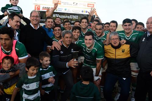 Universitario vs Marabunta - Entrega de Copa TDI B 2018