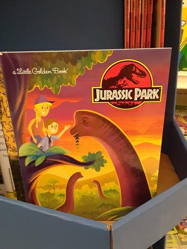 Dinosaur Stuff on Sale at Giant