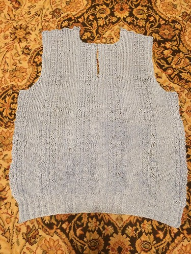 1930's Sweater Front