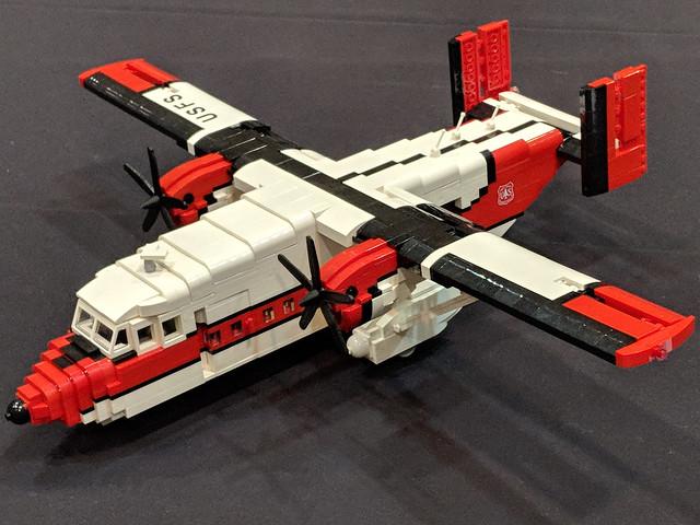 Sherpa LEGO Model @ BBTB