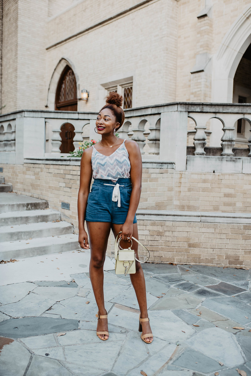 How To Wear The Paperbag Waist Trend