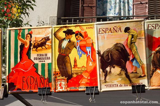El Rastro de Madri