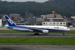 All Nippon Airways JA709A