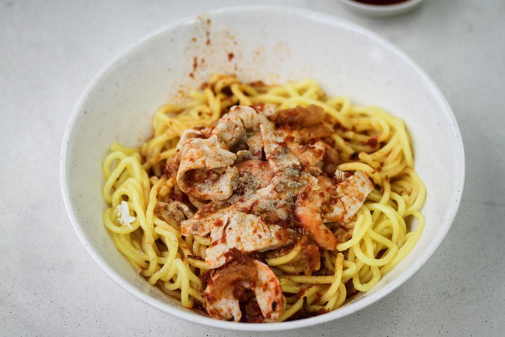 虾米虾面(干)