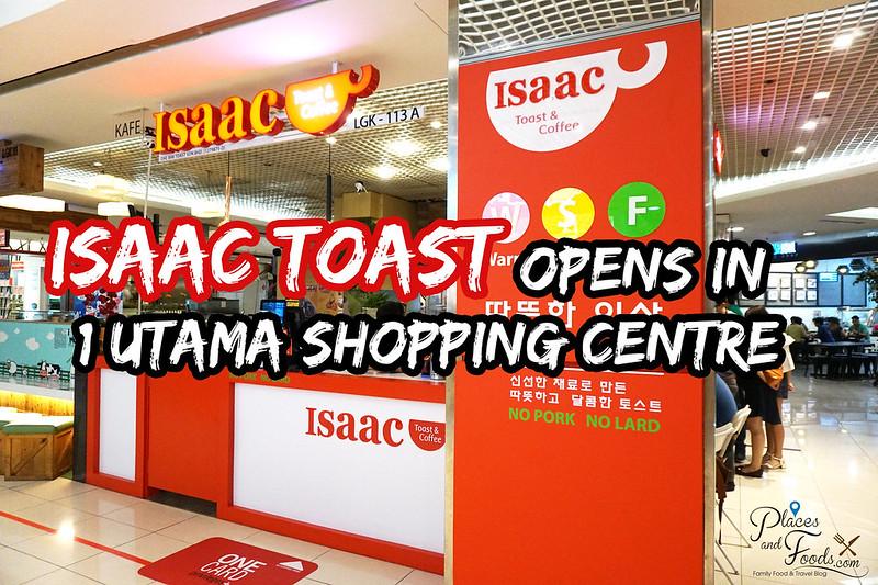 isaac toast one utama