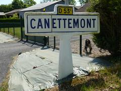 Etre accueilli à Canettemont