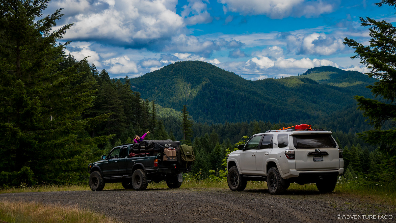 toyota tacoma and 4Runner on WABDR