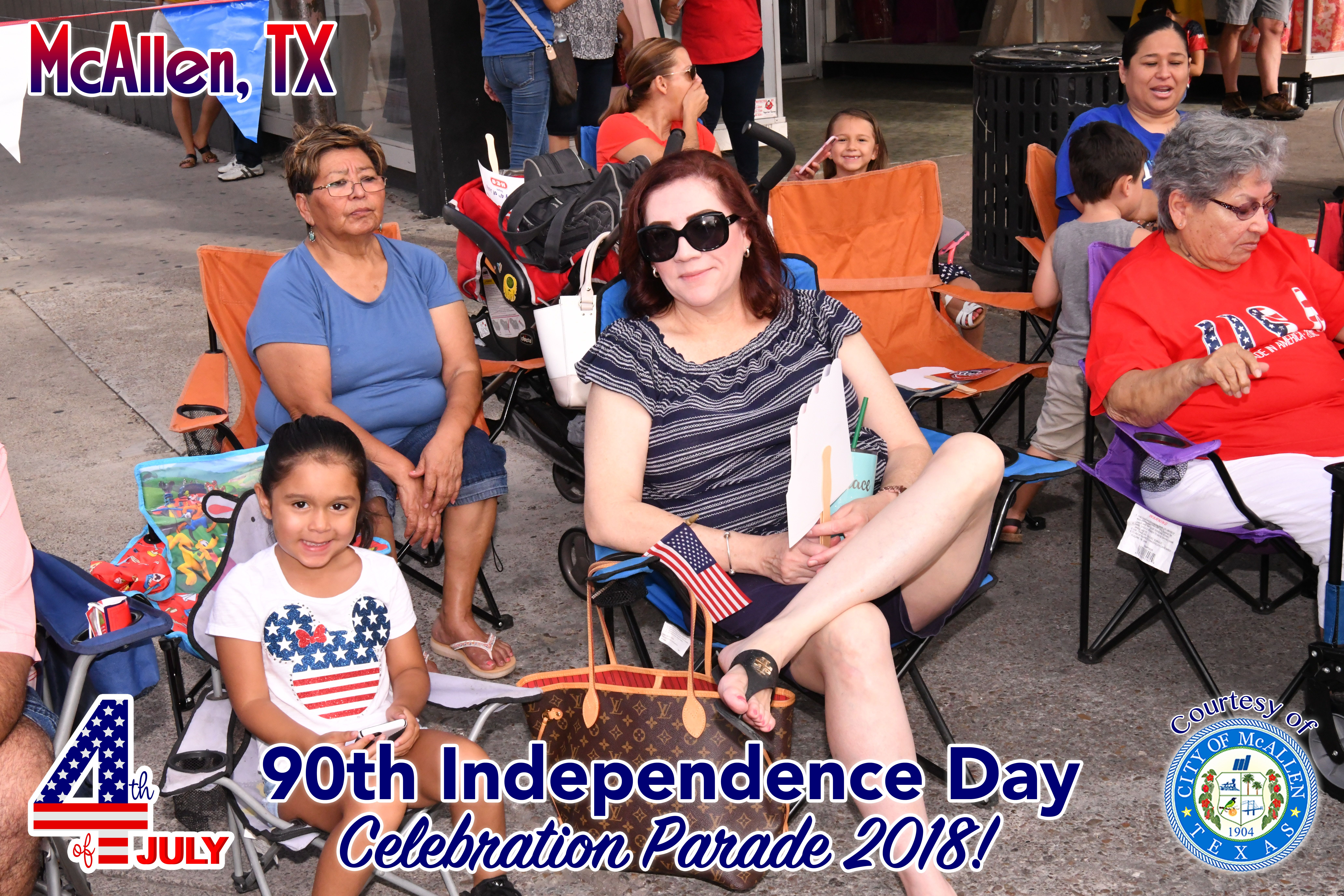 90th McAllen 4th of July Celebration Parade 2018 – Part 8