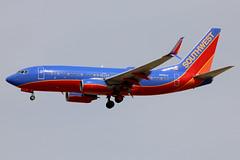 N555LV | Boeing 737-7BD/W | Southwest Airlines