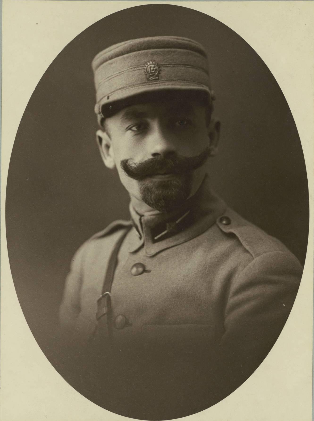 1918. Сувенирный альбом 1-го полка латышских стрелков