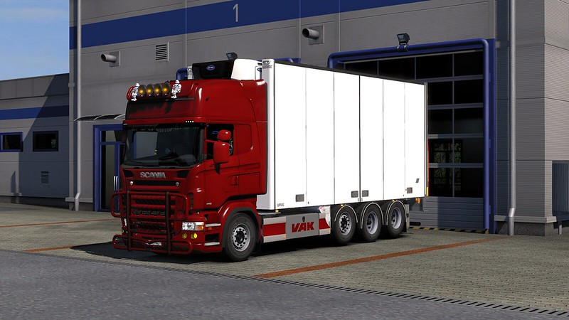 Tandem Addon For Rjl Scania Rs R4 By Kast 05 06 19 Scs