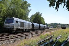 BB 75329 Lineas et 20 Tagnpps VTG à Fère-en-Tardenois