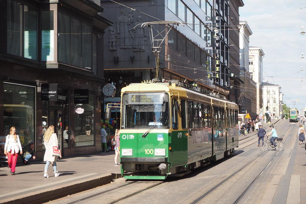 100, Helsinki