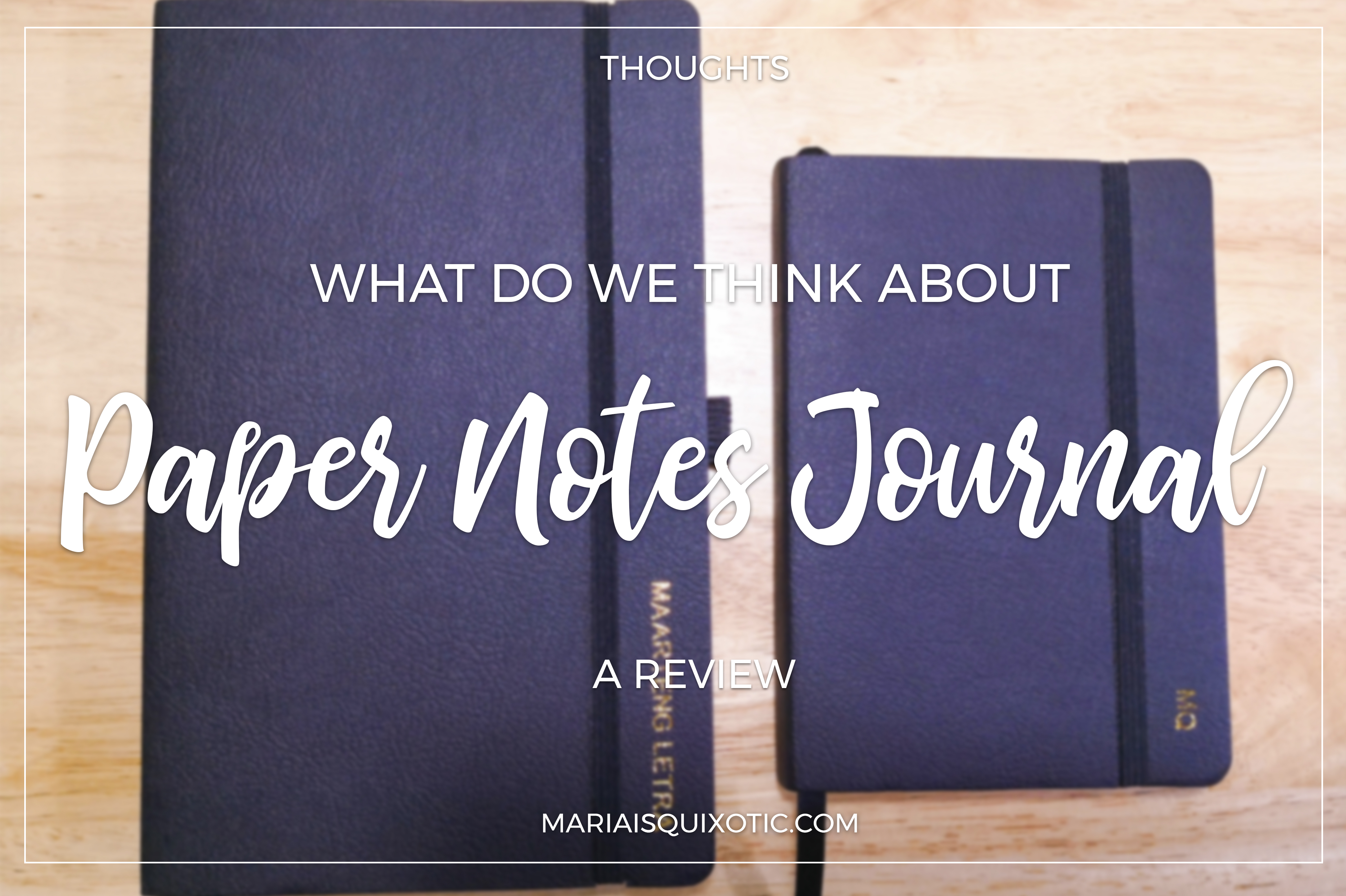 The Paper Notes Experience