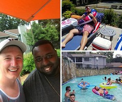 Here's how some of the AGI Atlanta team celebrated their 4th of July! How did you celebrate yours?